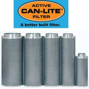 """Can-Lite 14""""XL w/ Flange attached (3,000 cfm)"""