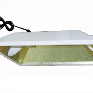 """Big Boy 8"""" A/C/ Reflector Hinged tempered glass, Fullygasketed w/cable for maintance"""