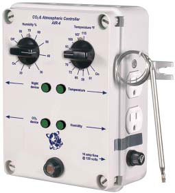 AIR-4 Temp & Humidity & CO2 Controller