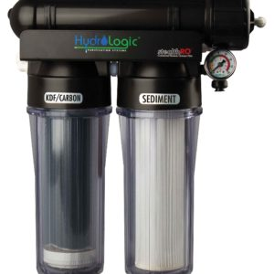 Stealth RO Hydro-Logic® Stealth RO™ 150 with KDF Carbon Filter